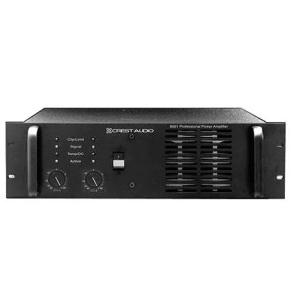 USED CREST AUDIO 8001 AMP