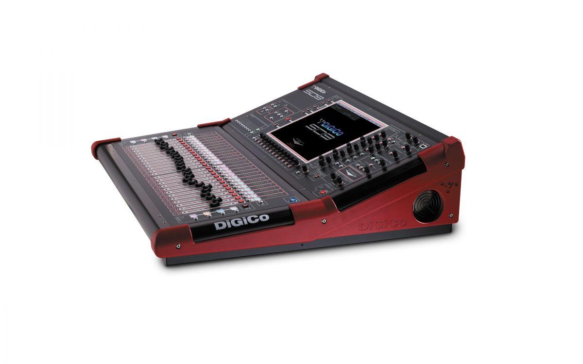 DIGiCo SD9 Used